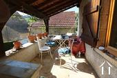 Maison douillette dans les Hautes Côtes de Nuits Ref # CR5105BS image 5 Terrace