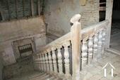 the original oak staircase