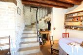 Maison au cœur de Meursault avec 4 caves & 1 cour privée Ref # CR4880BS image 7 Stairs