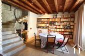 Maison au cœur de Meursault avec 4 caves & 1 cour privée Ref # CR4880BS image 6 Diningroom