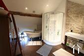 Maison au cœur de Meursault avec 4 caves & 1 cour privée Ref # CR4880BS image 12 Master bathroom