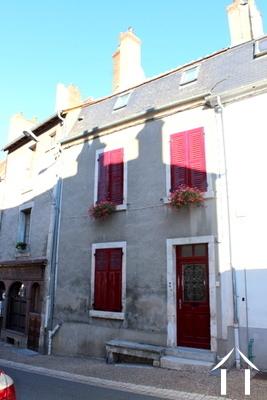 Belle maison de bourg Ref # LB4871N