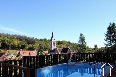 Charmante maison de village avec piscine et vue imprenable  Ref # LL4915T