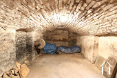 Voulted cellar