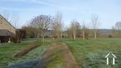 Belle longère rénovée près de Gueugnon Ref # DF4916C image 6 Pad naar huis en garage