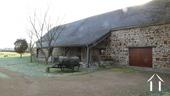 Belle longère rénovée près de Gueugnon Ref # DF4916C image 9 Achterzijde huis