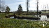 Belle longère rénovée près de Gueugnon Ref # DF4916C image 12 Waterpartij