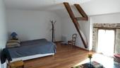 Belle longère rénovée près de Gueugnon Ref # DF4916C image 17 Slaapkamer2 verdieping