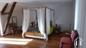 Belle longère rénovée près de Gueugnon Ref # DF4916C image 21 Slaapkamer 1 verdieping