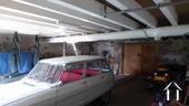 Belle longère rénovée près de Gueugnon Ref # DF4916C image 25 Garage