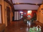 grande pièce du premier étage