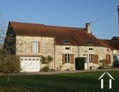 Charmante maison en pierres et joli jardin Ref # RT5088P image 1 façade de la propriété