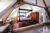 Maison de caractère avec 5 chambres et plusieurs granges Ref # BH5089V image 5 Master bedroom (25m2) with en suite bathroom and toilet