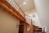Maison de caractère avec 5 chambres et plusieurs granges Ref # BH5089V image 16 stairs to mezzanine