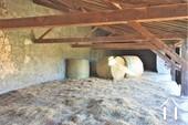 grenier à foins de 160 m2