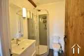 shower room with toilet guest house, en suite of bedroom1
