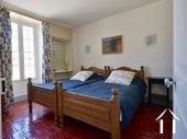 Manoir avec deux gîtes et piscine Ref # BH4953V image 39 Chambre 1