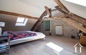 Manoir avec deux gîtes et piscine Ref # BH4953V image 7 Master bedroom
