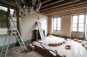 Maison avec B&B et terrain près du Château de Sully Ref # CR4965BS image 14 1st floor house to renovate