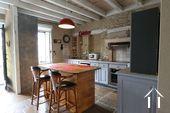 Maison de caractère avec chambres d'hôtes et piscine Ref # IG5020BS image 3 Kitchen