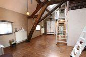 Upstairs salon