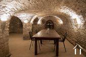 Maison de charme avec dépendances et jardin Ref # CR4975BS image 4 Wine cellar