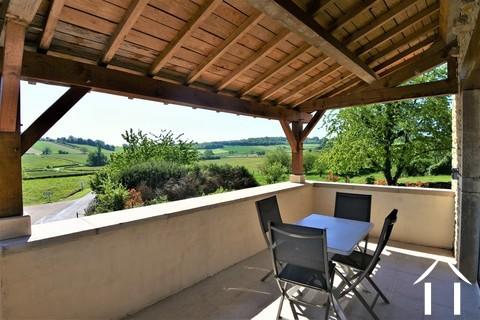Maison de vacances facile d'entretien avec belle vue Ref # JP4961S
