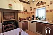 Propriété de caractère de 6 chambres et une grange  Ref # JP4999S image 15 cuisine 1 à coté de la salle à manger