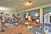 Propriété de caractère de 6 chambres et une grange  Ref # JP4999S image 26 atelier de 80 m2