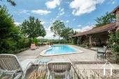 Maison de maître avec un hectare, piscine et magnifique vue Ref # JP5003B image 6
