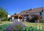 Magnifique vue, maison de 3 chambres Ref # BH5013V image 2 Maison vue depuis le jardin en face de la petit route