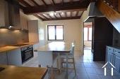 Magnifique vue, maison de 3 chambres Ref # BH5013V image 4 cuisine meuble