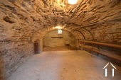 Magnifique vue, maison de 3 chambres Ref # BH5013V image 13 one of three vaulted cellars, this one used for the wine