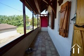 Magnifique vue, maison de 3 chambres Ref # BH5013V image 18 veranda