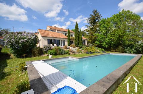 Maison d'architecte très lumineuse avec piscine et vue Ref # CR5036BS