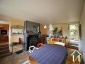 Charmante maison du XIXe et grange aménagée avec vue Ref # RT5076P image 7 séjour de la maison d'origine