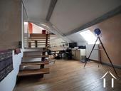 Charmante maison du XIXe et grange aménagée avec vue Ref # RT5076P image 9 Bureau ou chambre 3
