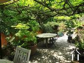 Charmante maison du XIXe et grange aménagée avec vue Ref # RT5076P image 21 Garden terrace