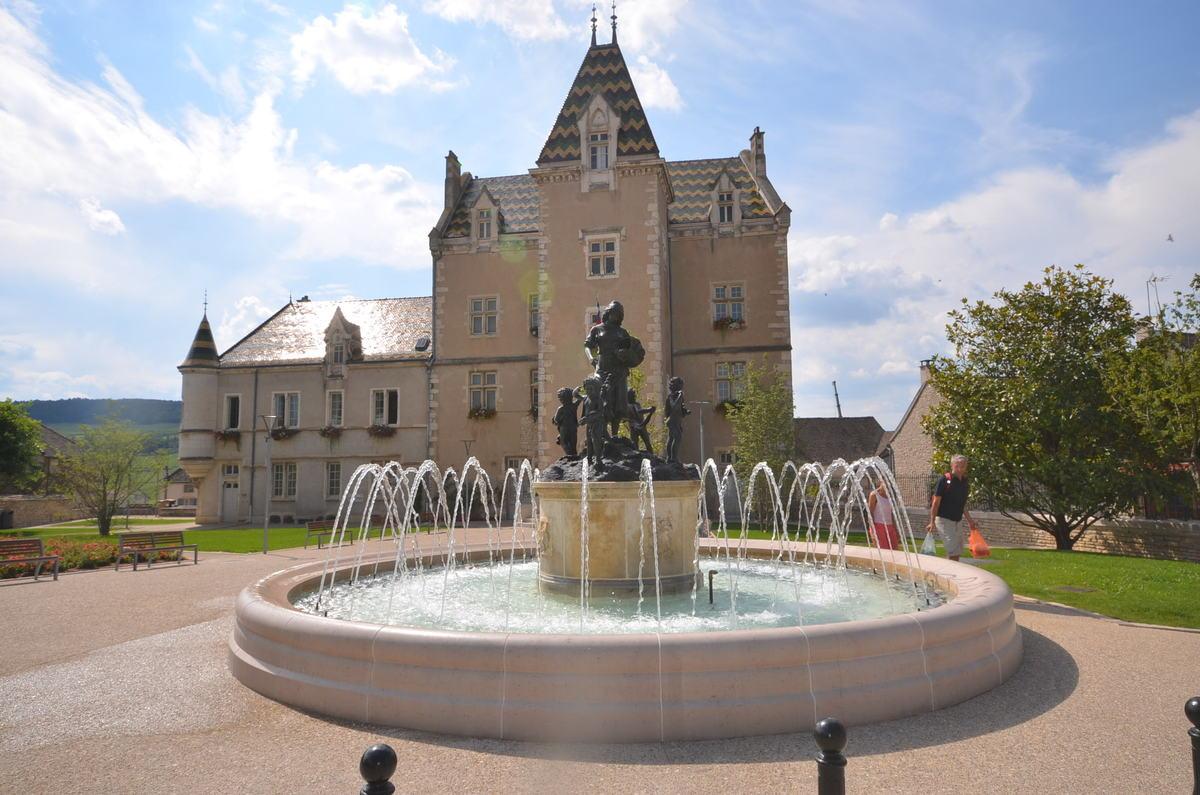<en>Meursault, access to Burgundy 4U Office, France</en><fr>Meursault, acces Burgundy 4U Immobilier, France</fr>
