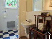 cloak room and guest toilet