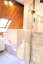 bathroom with shower main house