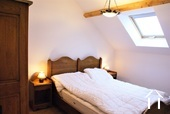 main bedroom holiday let