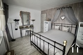 Maison en pierre rénovée près de Premery Ref # LB5070N image 9 chambre au premier etage