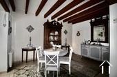 Maison en pierre rénovée près de Premery Ref # LB5070N image 5 salle a manger