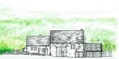 Charmante maison du XIXe et grange aménagée avec vue Ref # RT5076P image 10 Facade drawing