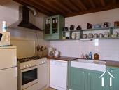 Fermette de caractère avec gite et vue magnifique Ref # MW5080L image 4 keuken hoofdhuis
