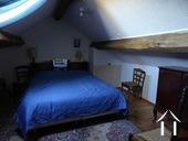 Fermette de caractère avec gite et vue magnifique Ref # MW5080L image 14 slaapkamer gite