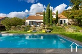 Maison d\'architecte très lumineuse avec piscine et vue Ref # CR5036BS image 1 Pool and house