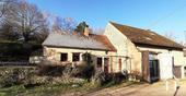 Charmante maison du XIXe et grange aménagée avec vue Ref # RT5076P image 1 Winter facade