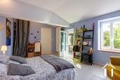 Maison d\'architecte très lumineuse avec piscine et vue Ref # CR5036BS image 9 Bedroom
